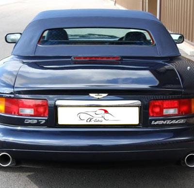 Aston Martin DB7 Volante Vantage Softtop 1994-2003