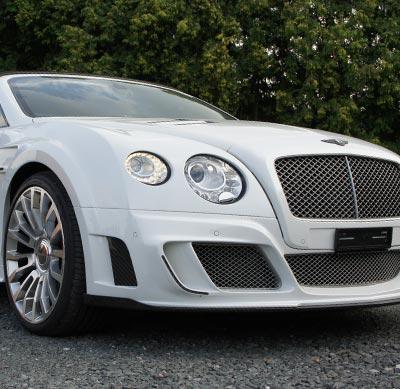 Bentley Continental GTC Convertible Top 2006on