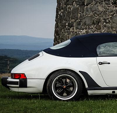 Porsche 911 Speedster Softtop (G-Model - 911/964) 1989-1993